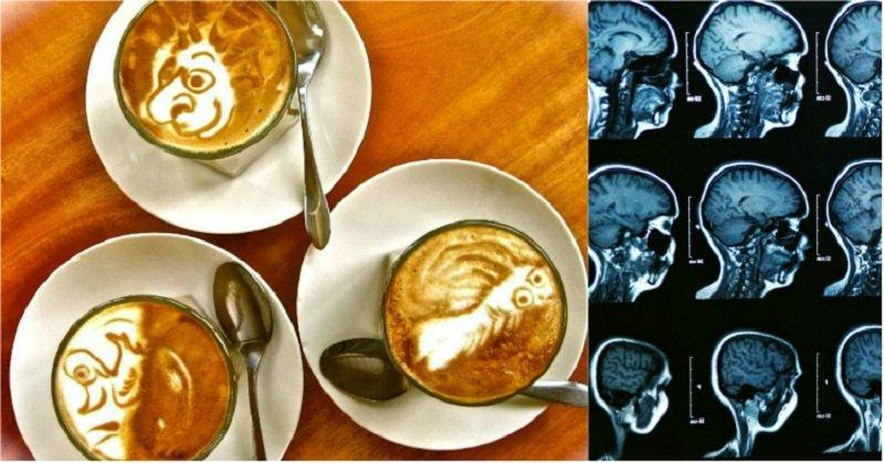 Вот что сделают три чашки кофе с печенью и другими органами! – В ...