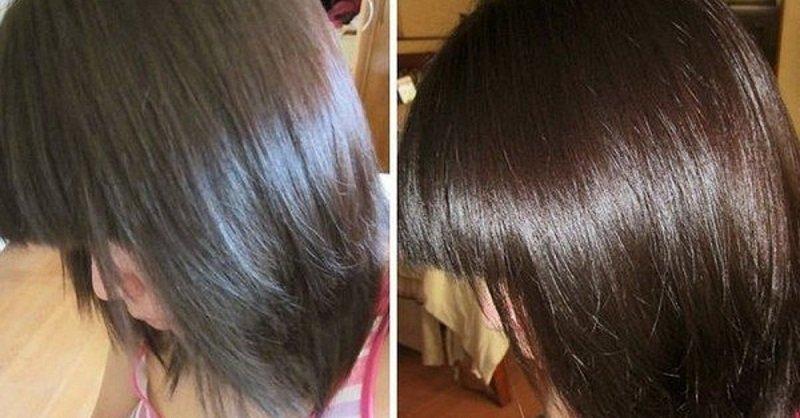 красить волосы кофе