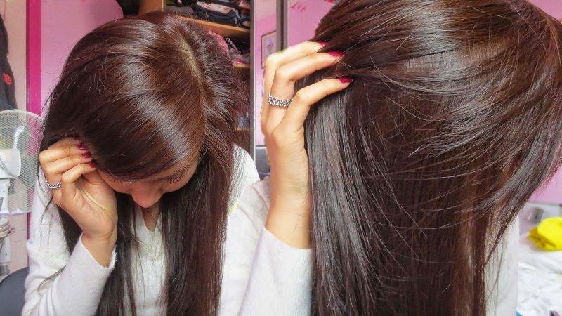 краска для волос из кофе