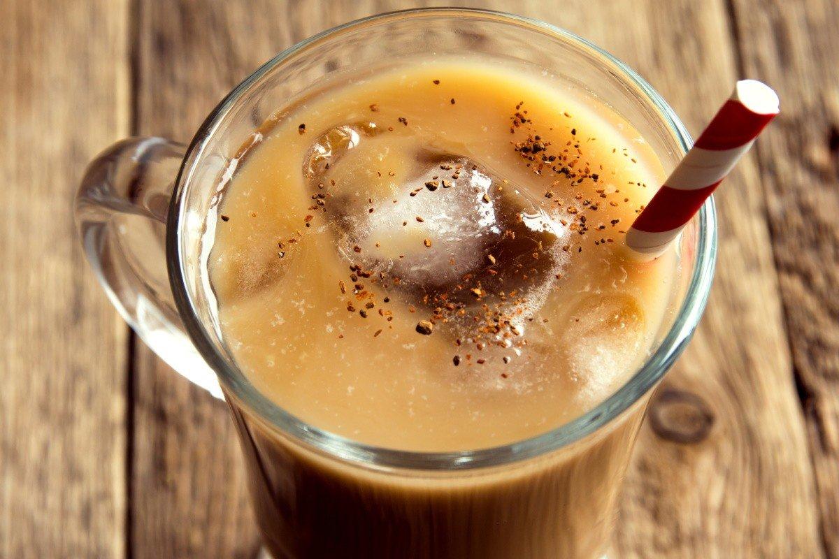 кофе-фраппе рецепты