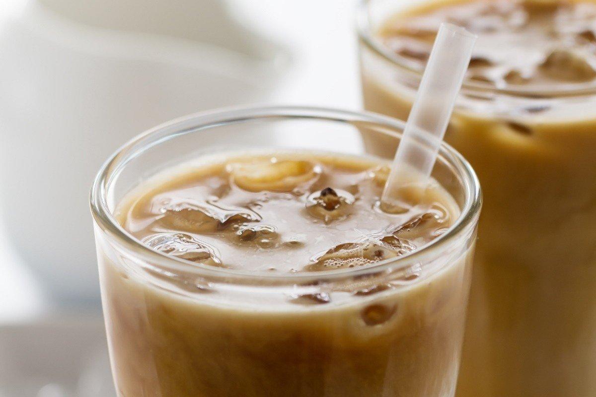 кофе-фраппе дома