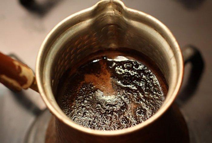 кофе по-турецки приготовление