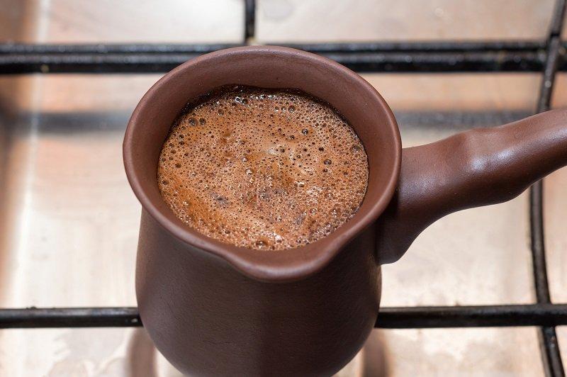 как приготовить кофе романо