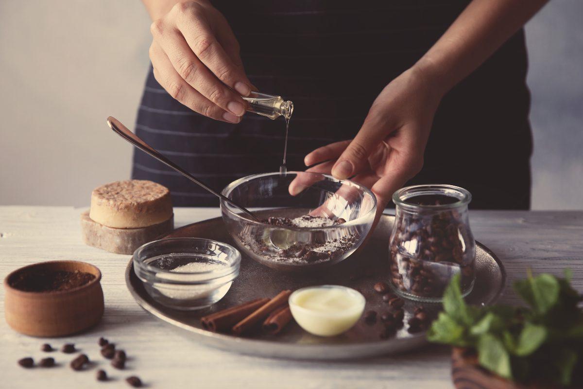 Кофейный скраб для тела и почему отходы после эспрессо пригодятся