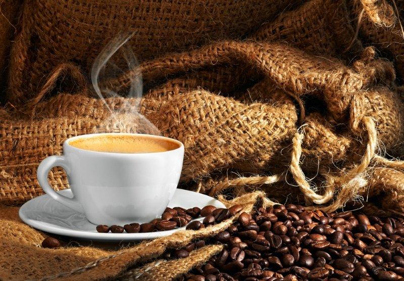 кофе удобрение для цветов