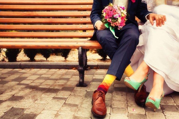 свадьба Стрельца