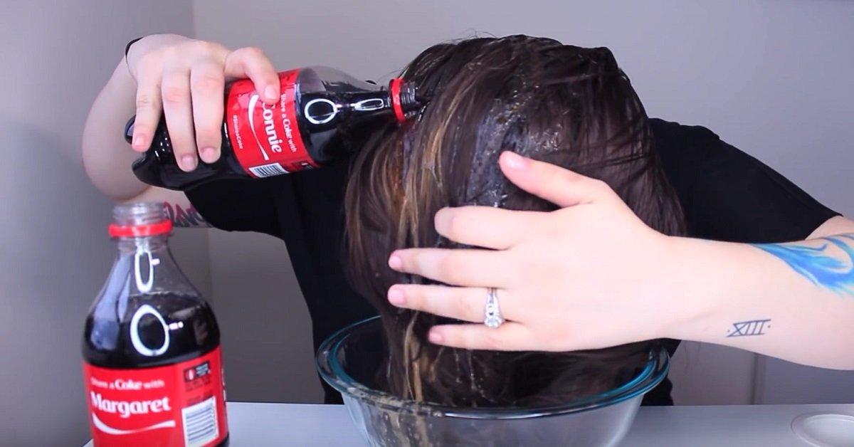 Ее запах волос своими руками 196
