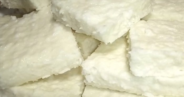 вкусный кокосовый десерт
