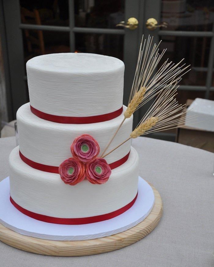колоски на свадьбу