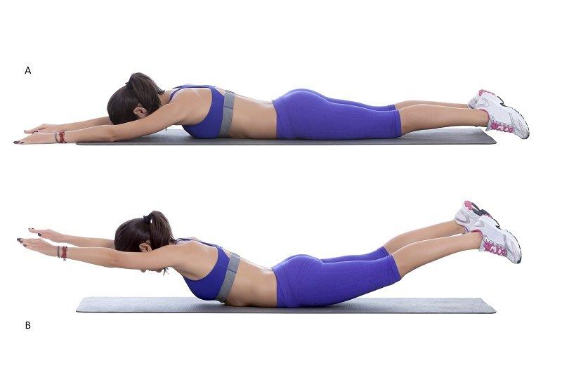 упражнения для женщин после 45