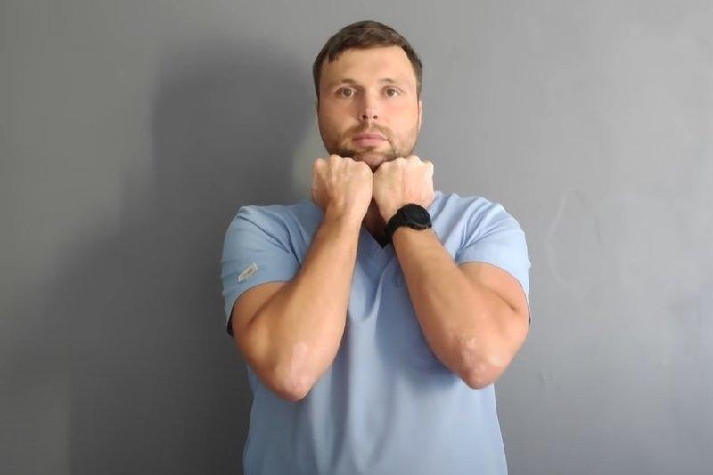 комплекс упражнений для гибкости шеи
