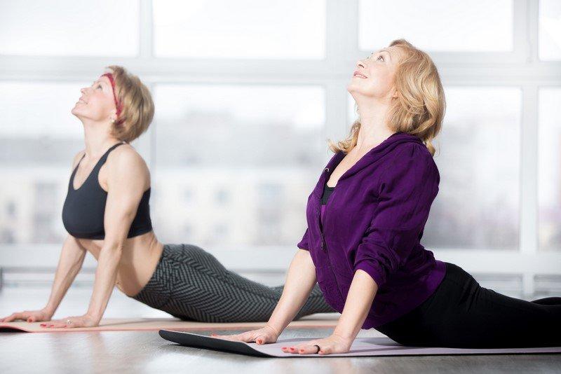 fitness cvičenie pre ženy