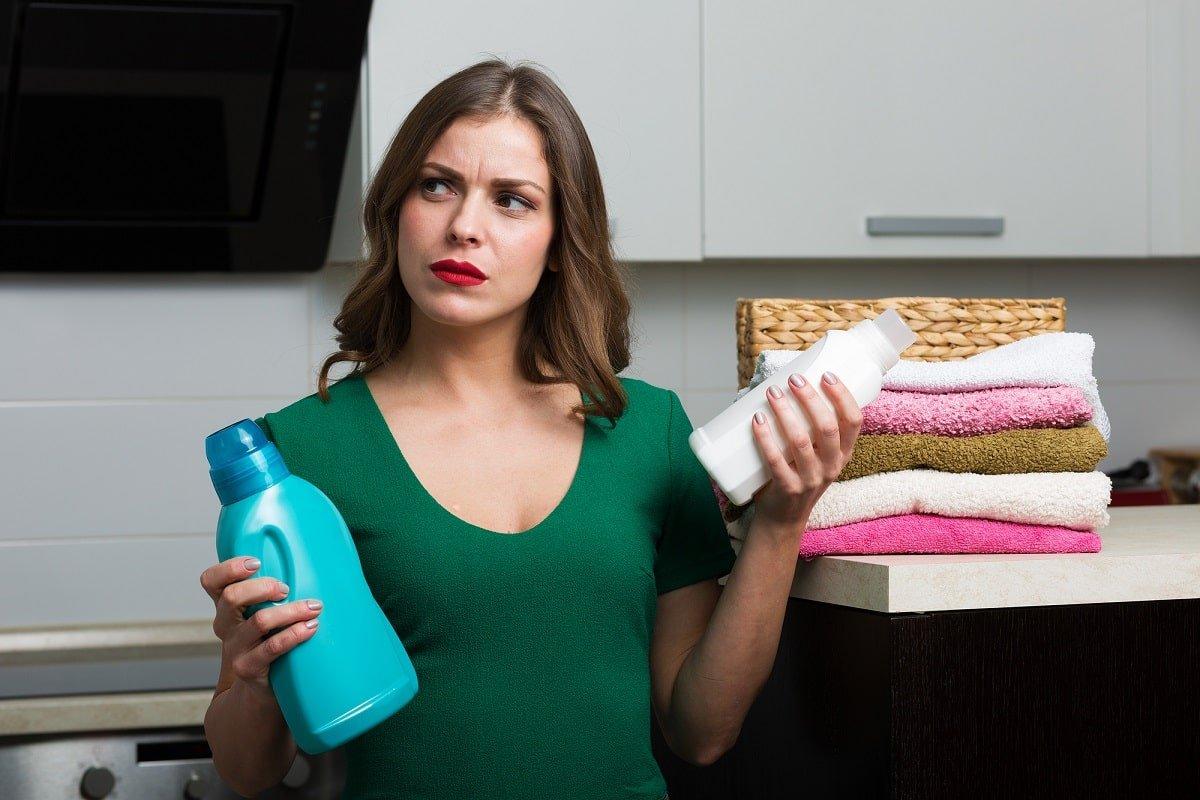 Кондиционер для стиральной машины по копеечной цене, после которого одежда как надушенный шелк