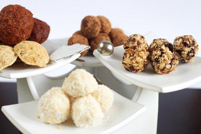 полезные сладости рецепт