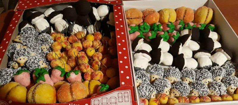 конфеты на свадьбу