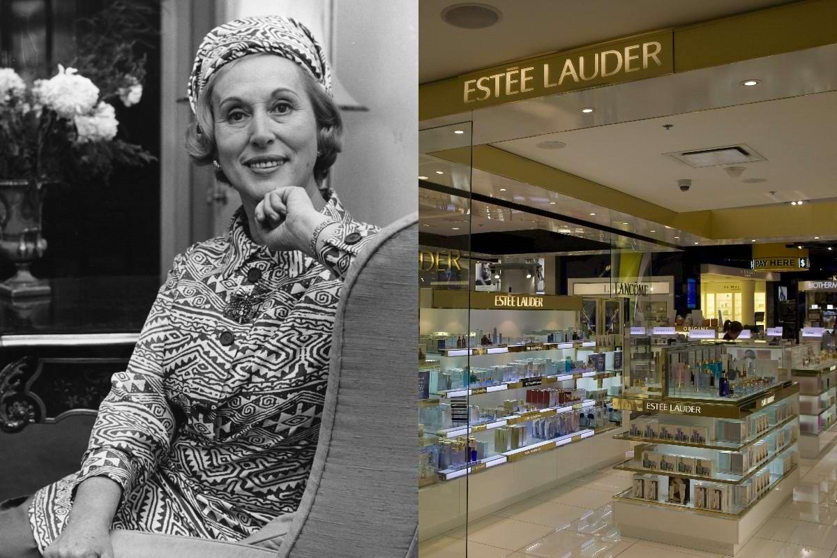 Почему Эсте Лаудер смогла преуспеть не только в бизнесе, но и в семейной жизни