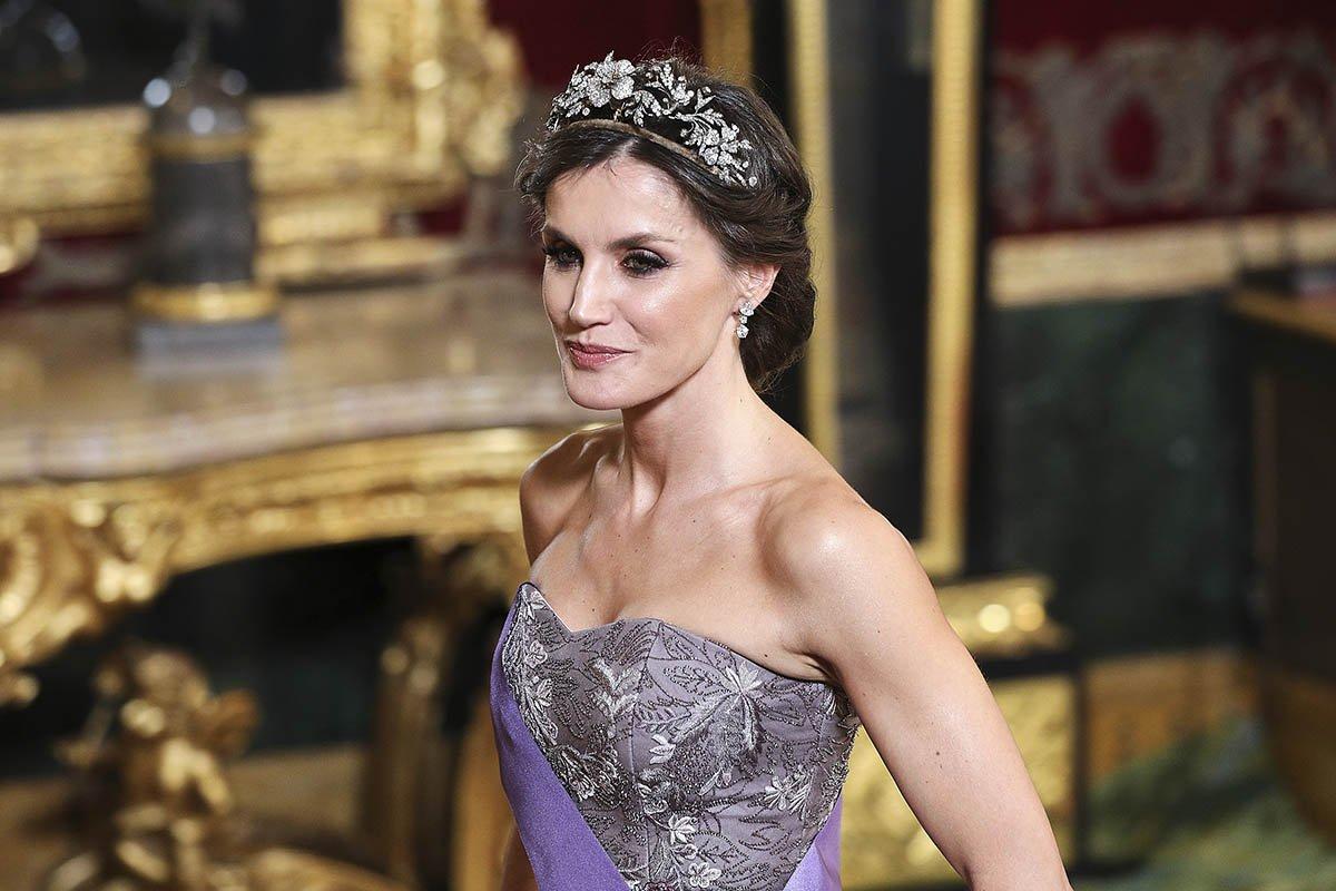 Какие платья носить, чтобы стать второй королевой Летицией