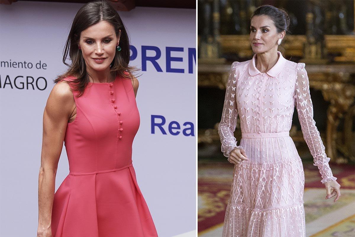Какие платья носить, чтобы стать второй королевой Летицией Летиция, королева, просто, королевы, Например, иногда, наряды, выглядит, Летиции, яркие, образ, платья, образы, вариант, чтобы, таких, всего, своими, стильДаже, больше