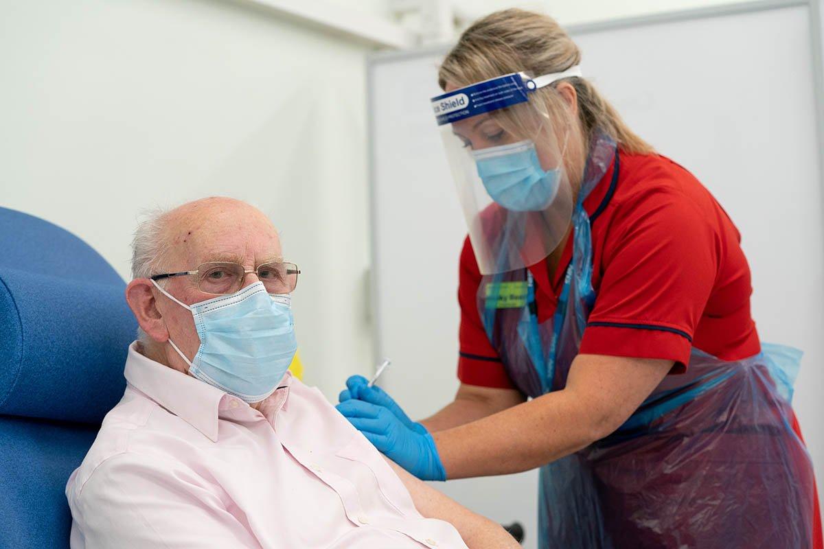Насколько быстро распространяется новый штамм COVID-19 из Великобритании Здоровье,Советы,Болезни,Вакцина,Великобритания,Заграница,Карантин,Коронавирус,Лечение,Пандемия