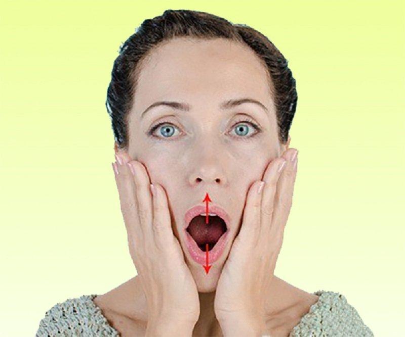 коррекция овала лица в домашних условиях
