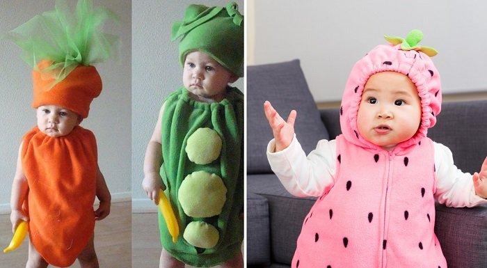 костюмы для самых маленьких