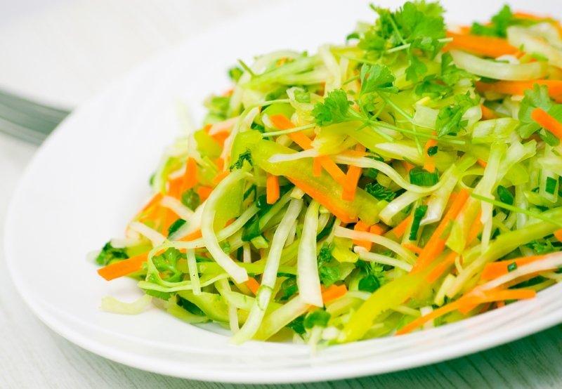 коул слоу салат