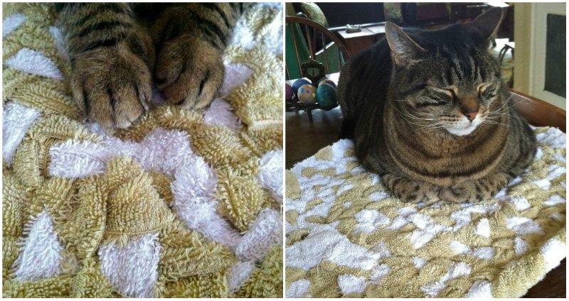 хавлиено килимче