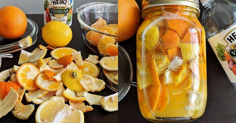 кожура апельсина варенье