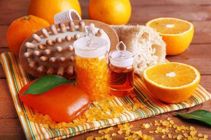 кожура апельсина от кашля