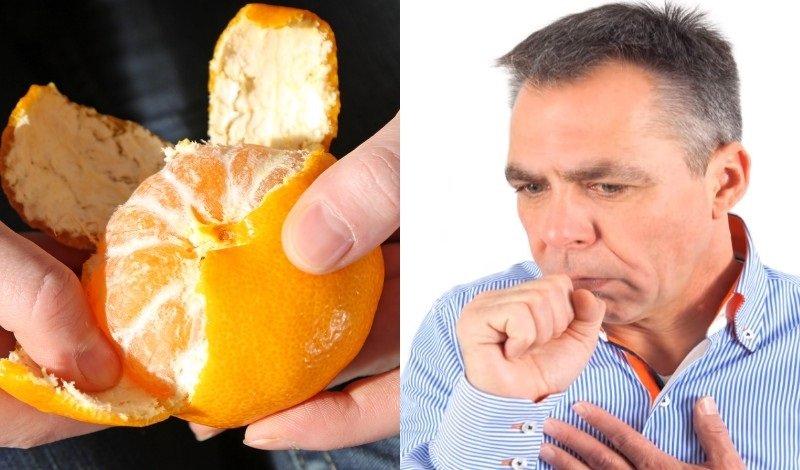применение кожуры мандаринов