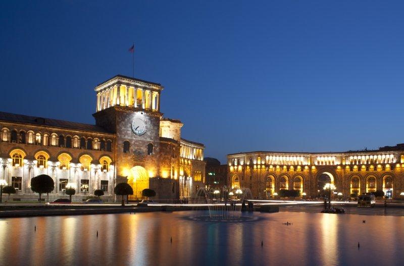 красоты армении