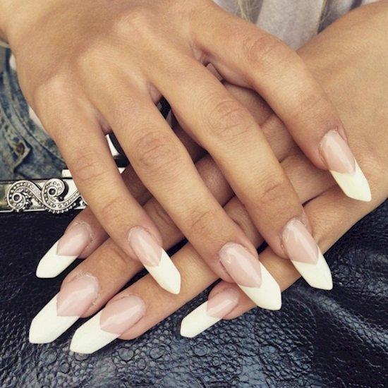 ногти акрил формы