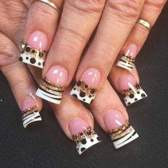 форма ногтей виды