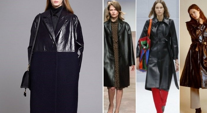 женское пальто в стиле кэжуал