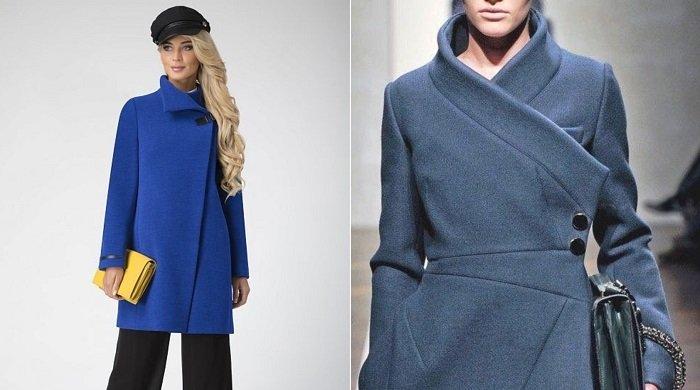 модное женское пальто-2018