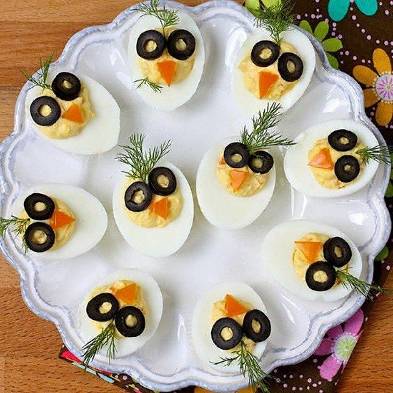 красивые блюда для детей