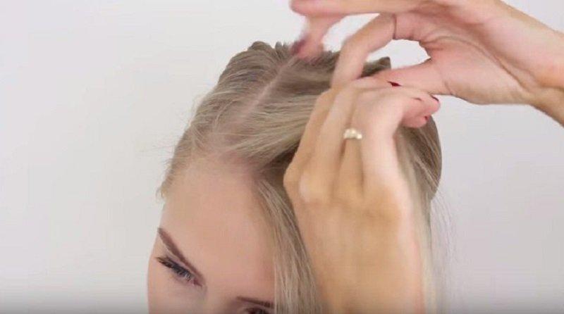 красивые прически на короткие волосы видео