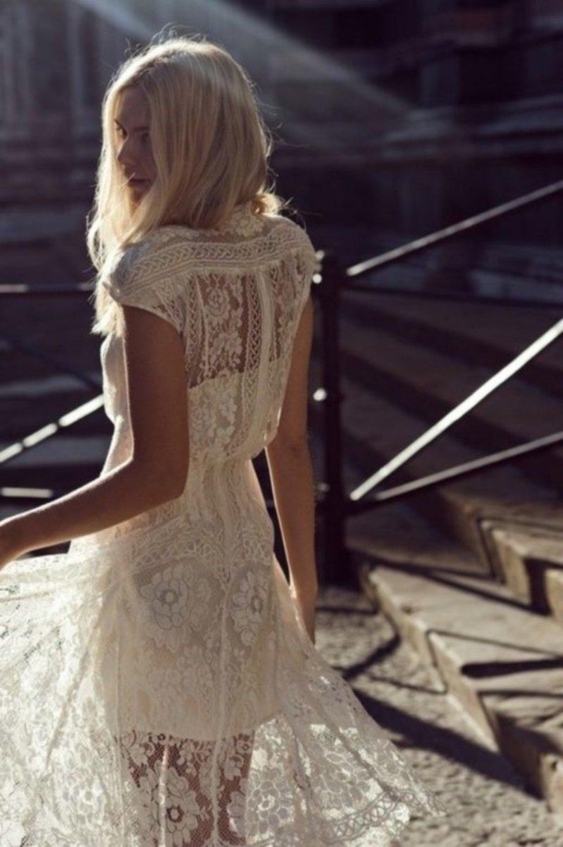 красивые свадебные платья пышные