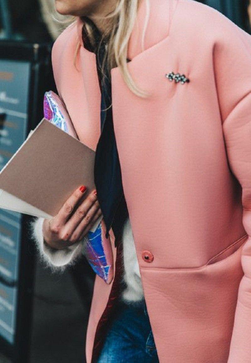 женские демисезонные пальто фото