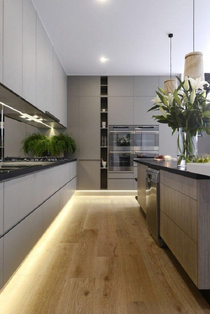 красивый интерьер кухни картинки