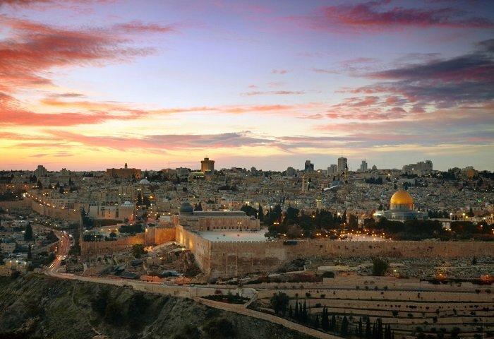 красивый Израиль