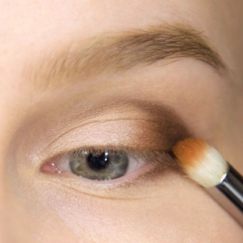 как сделать рельефный макияж