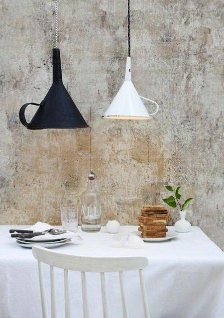 zajímavý interiér kuchyně