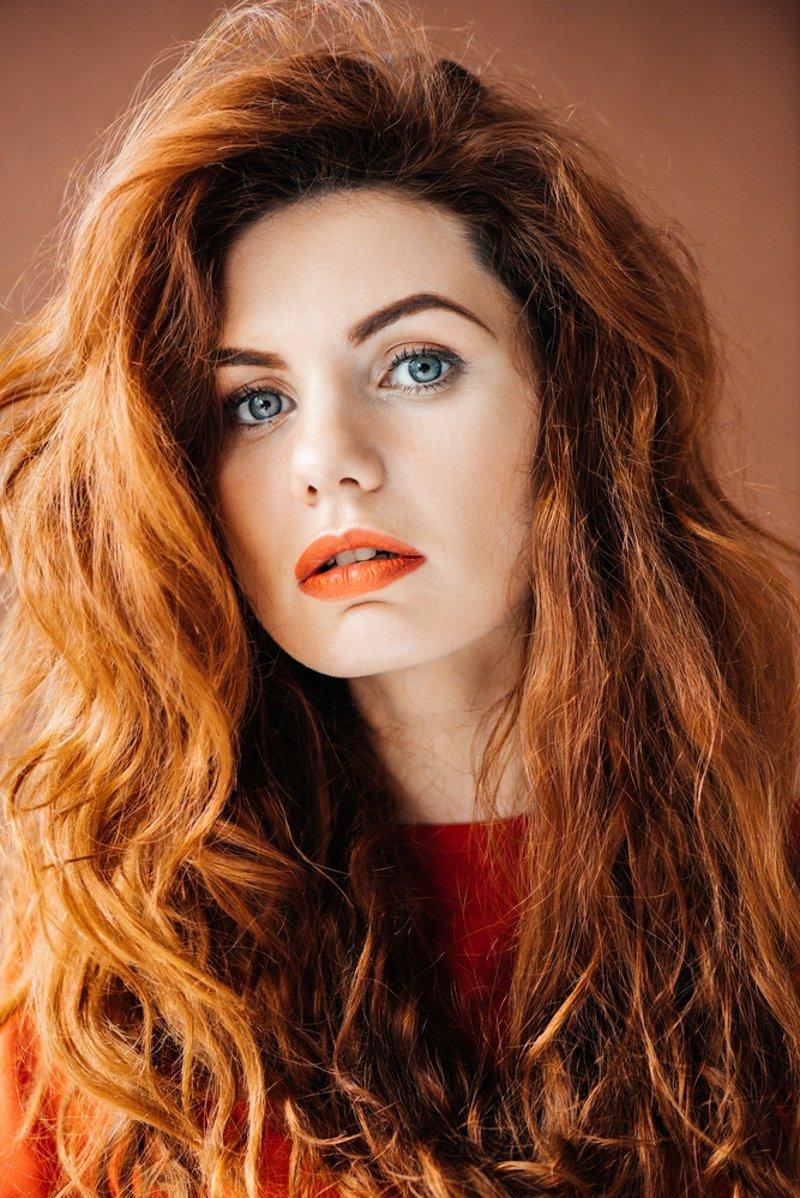 окрашивание волос женское