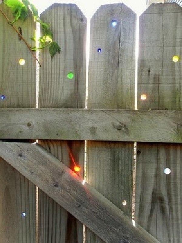 дырки в заборе