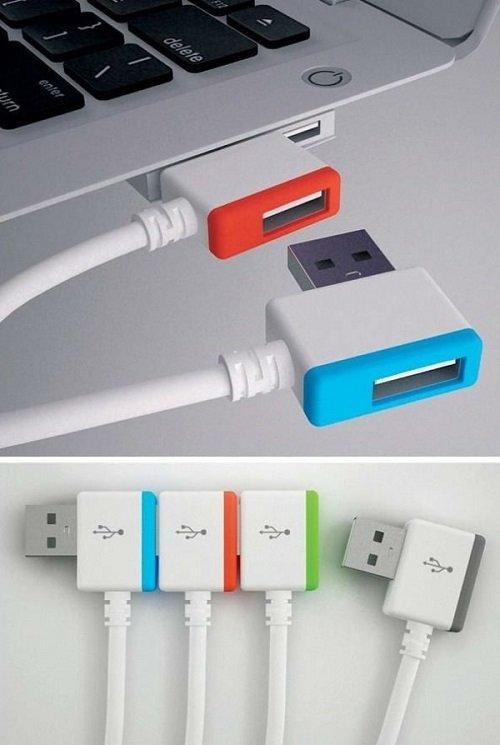 бесконечный USB-порт