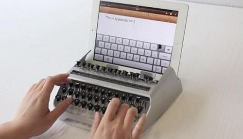 ретро клавиатура
