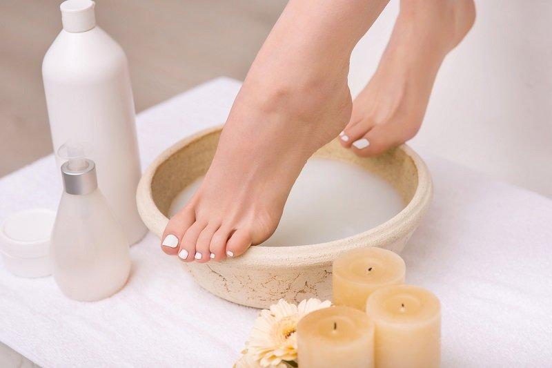 домашний крем для ног с глицерином