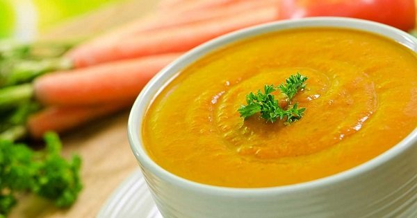 Топ-5 вкуснейших крем-супов за 30 минут. Все цвета радуги на твоей тарелке!