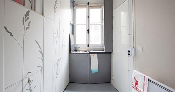 Эта квартира с площадью в 8 квадратных метров взорвет твое представление о маленьком жилье!